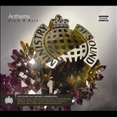 Various Artists: Ministry of Sound: Anthems Drum & Bass