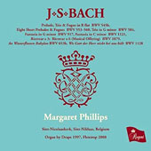 J.S. Bach: Organ Works, Vol. 9 / Margaret Philips, organ