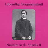 Lebendige Vergangenheit - Nazzareno de Angelis Vol 2