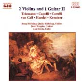 2 Violins + 1 Guitar Vol 2 / H&ouml;lbling, H&ouml;lbling, Zsapka