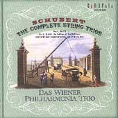 Schubert: Complete String Trios / Wiener Philharmonia Trio