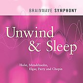 Jeffrey D. Thompson: Brainwave Symphony: Unwind & Sleep