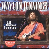 Waylon Jennings: All American Country [Collectables]