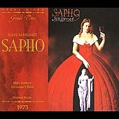 Grand Tier - Massenet: Sapho / Keefe, Andrew, et al