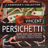 Composer's Collection - Persichetti / Corporon, et al
