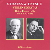 Strauss & Enescu - Violin Sonatas