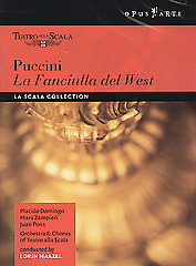 Puccini: Fanciulla Del West [DVD]