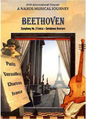 A Musical Journey - Beethoven: Symphony No. 3 [DVD]