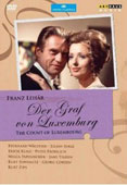Franz Lehar: The Count of Luxembourg / Zips, Wachter, Sukis, Kunz, Frohlich [DVD]
