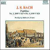 Bach J.s.: Partitas Vol. 2