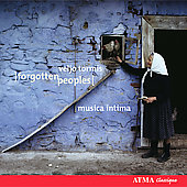 Veljo Tormis: Forgotten Peoples / Music Intima