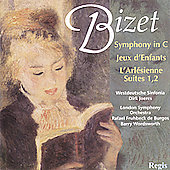 Bizet: Symphony in C major, etc / Frühbeck de Burgos, et al