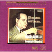 Hindemith: Violin Concerto;  Bruch / Oistrakh, Horenstein