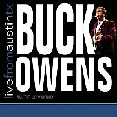 Buck Owens: Live from Austin TX [Digipak]