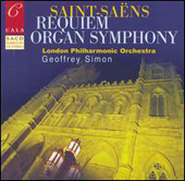 Saint-Sa&#235;ns: Requiem, Organ Symphony, etc / Simon, et al