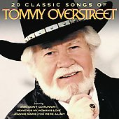 Tommy Overstreet: 20 Classic Songs *
