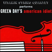 Vitamin String Quartet: Vitamin String Quartet Performs Green Day