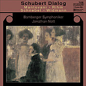 Schubert Dialog / Jonathan Nott, Bamberg SO
