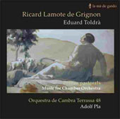 Music for Chamber / Toldra,Pla,Orch de Cambra Terrassa 48,Termen