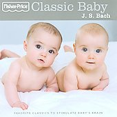 Various Artists: Classic Baby: J.S. Bach