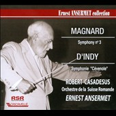 Magnard: Symphony No. 3; D'Indy: Symphonie 