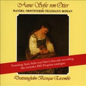 Anne Sofie von Otter with the Drottningholm Baroque Ensemble
