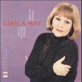 Brecht Songs / Gisela May, soprano