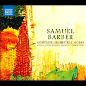 Barber: Complete Orchestral Works / Marin Alsop