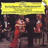 Tchaikovsky: Violin Concerto / Mutter, Karajan, Vienna PO