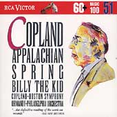Basic 100 Vol 51 - Copland: Appalachian Spring, etc