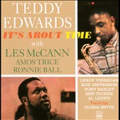Les McCann Ltd./Teddy Edwards: It's About Time
