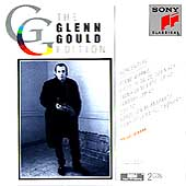 Glenn Gould Edition - Schoenberg: Piano Works