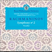 Rachmaninov: Symphony No. 2; Vocalise / Yablonsky - Royal PO