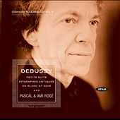Debussy: Piano Music, Vol. 5 / Pascal and Ami Rogé, pianos