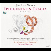 Jos&#233; de Nebra: Iphigenia en Tracia