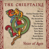 The Chieftains: Voice of Ages [CD/DVD] [Deluxe Edition] [Digipak]