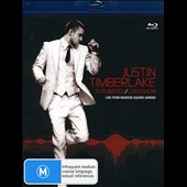 Justin Timberlake: Futuresex/Loveshow: Live from Madison Square Garden [Blu Ray]