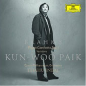 Brahms: Piano Conceto No.1 [SHM-CD]