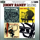 Jimmy Raney: Four Classic Albums Plus: A/Jimmy Raney Featuring Bob Brookmeyer/Jimmy Raney Visits Paris/Jimmy Raney Plays