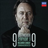 Beethoven: Symphony No. 9 / Riccardo Chailly