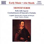 Monteverdi: Ballo delle ingrate, etc / Vartolo, San Petronio