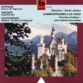 Strauss, Wagner, Schoenberg / Kammerensemble de Paris