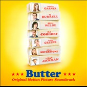 Various Artists: Butter [2012 Original Motion Picture Soundtrack]