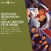 Phase 4 Stereo - Great British Film Music / Herrmann, et al