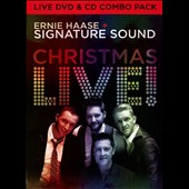Ernie Haase & Signature Sound: Christmas Live [DVD/CD]