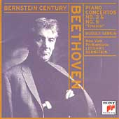 Bernstein Century - Beethoven: Piano Concertos no 3 and 5