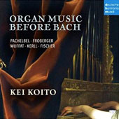 Organ Music Before Bach