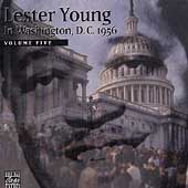 Lester Young (Saxophone): In Washington, D.C. 1956, Vol. 5