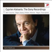 Cyprien Katsaris: The Sony Recordings - Works of Bach, Chopin, Wagner Transcriptions et al. / Cyprien Katsaris, piano [7 CDs]