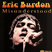 Eric Burdon: Misunderstood